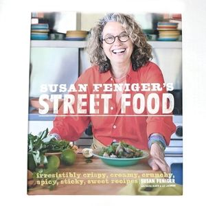 Susan Feniger's Street Food Hardcover Cookbook